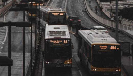高速バス・長距離バスは英語で何ていう?|アメリカ・イギリスの違い