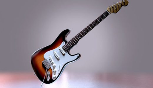 意外と間違えがちなギターのつづり(スペル)